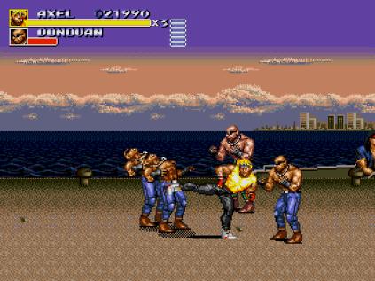 Streets of Rage 3 Megadrive 31