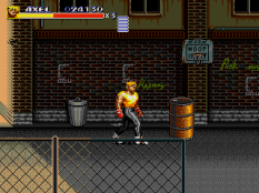 Streets of Rage 3 Megadrive 33
