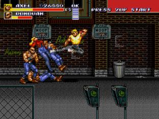 Streets of Rage 3 Megadrive 34