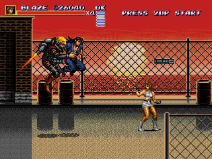 Streets of Rage 3 Megadrive 42