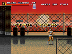 Streets of Rage 3 Megadrive 43