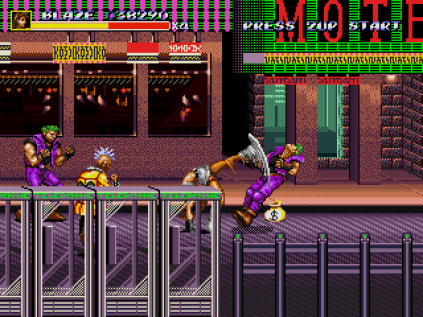 Streets of Rage 3 Megadrive 53