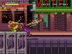 Streets of Rage 3 Megadrive 54
