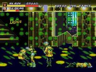 Streets of Rage 3 Megadrive 64