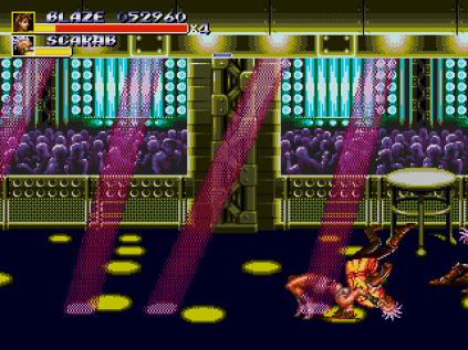 Streets of Rage 3 Megadrive 67
