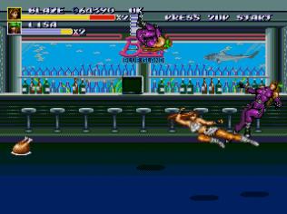 Streets of Rage 3 Megadrive 76