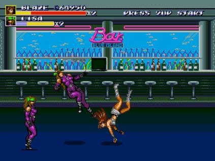 Streets of Rage 3 Megadrive 78