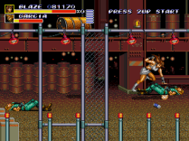 Streets of Rage 3 Megadrive 85