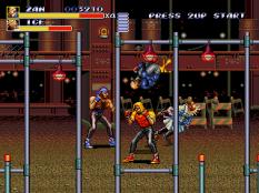 Streets of Rage 3 Megadrive 87
