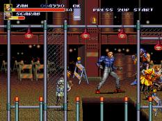 Streets of Rage 3 Megadrive 88