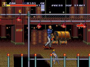 Streets of Rage 3 Megadrive 89