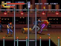 Streets of Rage 3 Megadrive 90