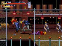 Streets of Rage 3 Megadrive 91