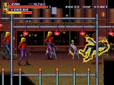 Streets of Rage 3 Megadrive 92
