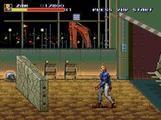 Streets of Rage 3 Megadrive 93