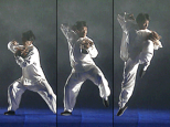 The Kung Fu Master Jackie Chan Arcade 002