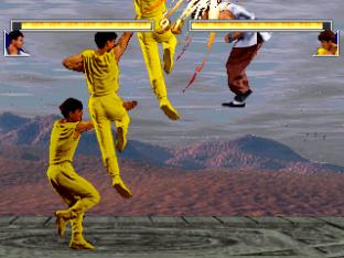 The Kung Fu Master Jackie Chan Arcade 009
