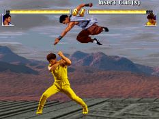 The Kung Fu Master Jackie Chan Arcade 010