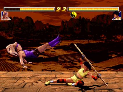 The Kung Fu Master Jackie Chan Arcade 034