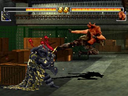 The Kung Fu Master Jackie Chan Arcade 042