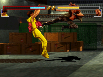 The Kung Fu Master Jackie Chan Arcade 060