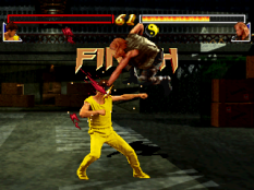 The Kung Fu Master Jackie Chan Arcade 066