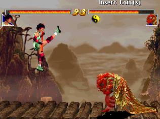 The Kung Fu Master Jackie Chan Arcade 077