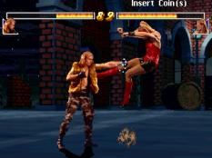 The Kung Fu Master Jackie Chan Arcade 087