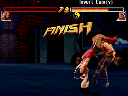 The Kung Fu Master Jackie Chan Arcade 097