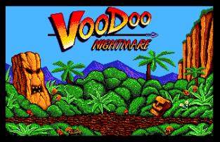 Voodoo Nightmare Atari ST 01