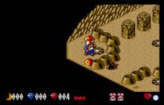 Voodoo Nightmare Atari ST 11