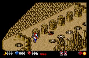 Voodoo Nightmare Atari ST 12