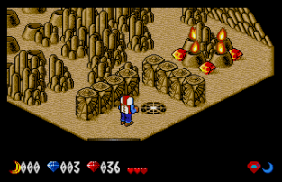 Voodoo Nightmare Atari ST 23