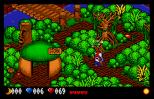 Voodoo Nightmare Atari ST 37