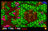 Voodoo Nightmare Atari ST 38