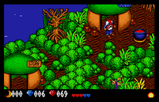 Voodoo Nightmare Atari ST 43