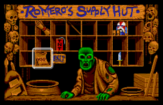 Voodoo Nightmare Atari ST 44
