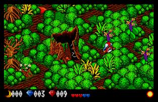 Voodoo Nightmare Atari ST 45