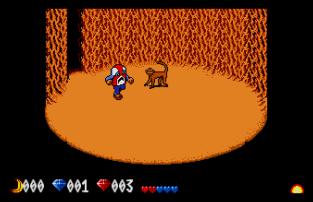 Voodoo Nightmare Atari ST 64