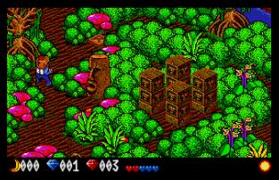 Voodoo Nightmare Atari ST 67