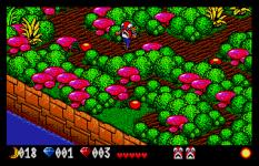Voodoo Nightmare Atari ST 87