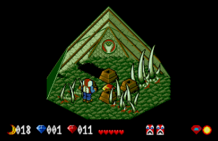 Voodoo Nightmare Atari ST 97