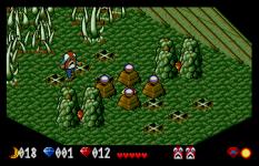 Voodoo Nightmare Atari ST 98
