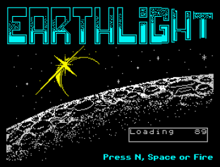 Earthlight ZX Spectrum 01