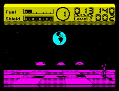Earthlight ZX Spectrum 81