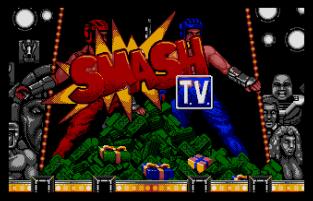 Smash TV Atari ST 01