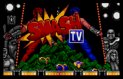 Smash TV Atari ST 01