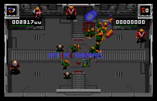 Smash TV Atari ST 09