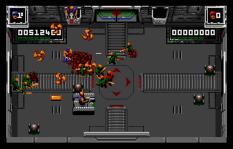 Smash TV Atari ST 11