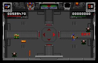 Smash TV Atari ST 12